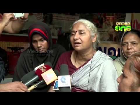Medha Patkar visits Jazeera, pledges support in struggle against sand mafia