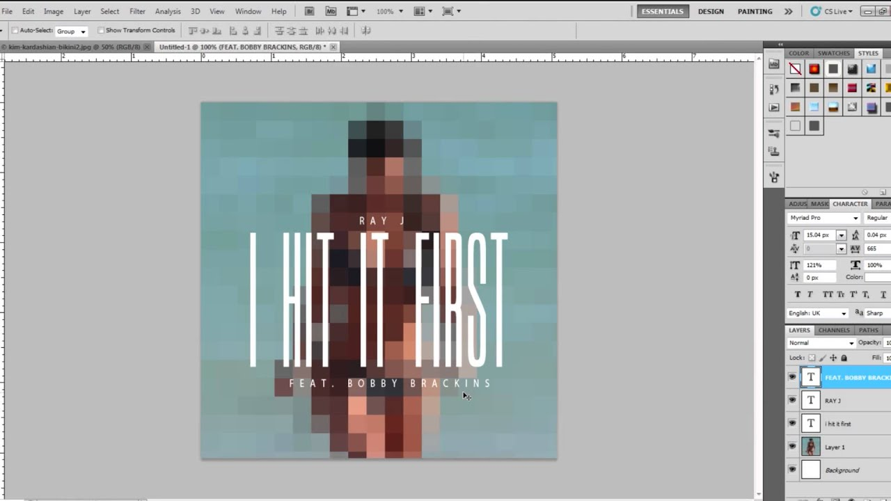 Ray J - I Hit It First - YouTube