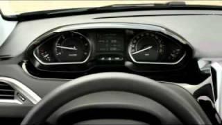 A Bord De La Peugeot 208