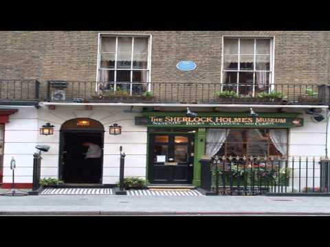 The Sherlock Holmes museum St Johns Wood London