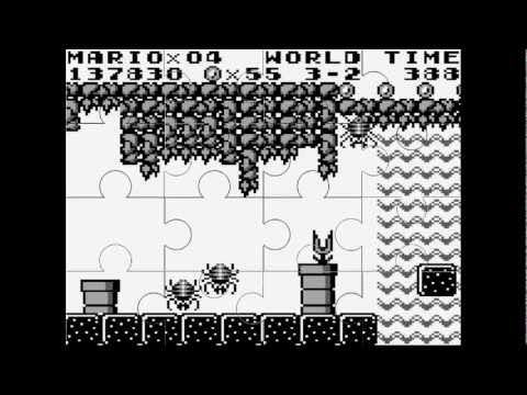 Super Mario Land - Super Mario Land: Fails - User video
