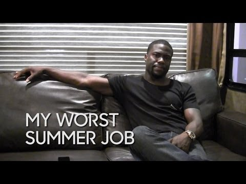Kevin Hart: My Worst Summer Job