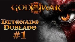God Of War 3 Detonado Dublado Em Português Do Brasil