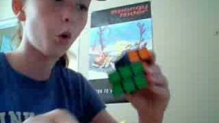 How To Solve ( CHEAT) On The Rubiks Cube In 5 EASY Steps