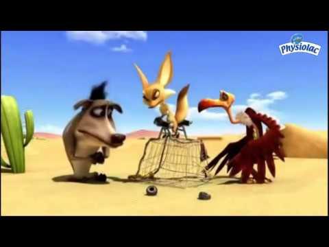 Phim hoạt hình hài hước nhất thế giới xem song cấm cười!
