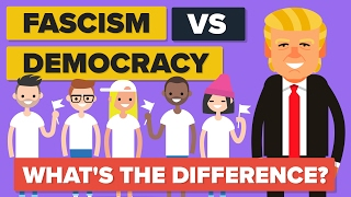 Fascism vs Democracy - What's The Difference? - Political Comparison