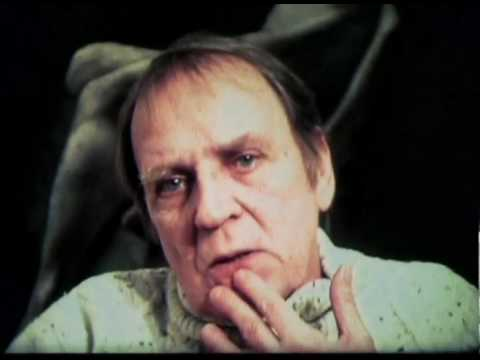 Daniel Pommereulle (2001) by Gérard Courant - Cinématon #2023