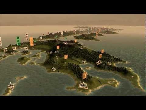 Paradox Interactive выложила преданонсный трейлер стратегии Sengoku(+ кое что про Magicka )
