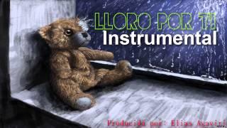 Lloro Por Ti Instrumental De Rap Romántico (Prod. Elias