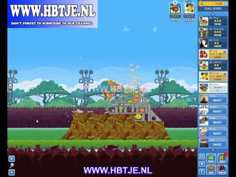 Angry Birds Friends Tournament Level 2 Week 96 (tournament 2) no power-ups