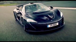 Mobil Novel McLaren P1 ini benar - benar mobil paling keren dan paling garang saat ini