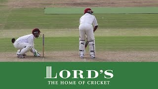 Brian Lara MCC Batting Highlights Half Century Match