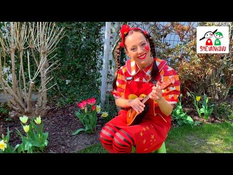 Spievankovo - Jarné kvety