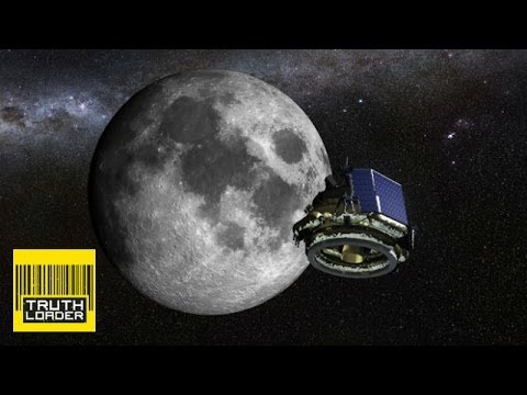 Commercial moon lander unveiled by Moon Express - Truthloader Investigates
