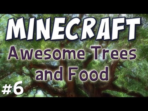 Awesome Trees & Food (Technic Pack Part 6)