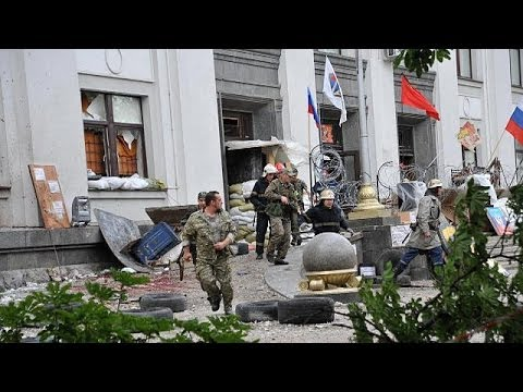 Ukraine: deaths reported in Luhansk border attack