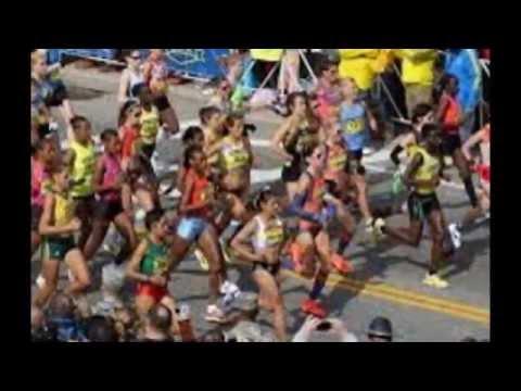Day of tributes to mark Boston Marathon bombings anniversary.