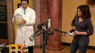Zerona Fat Burning Laser Treatment Zerona On Rachael Ray
