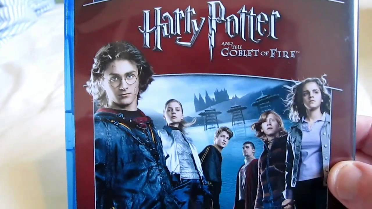 unboxing harry potter the complete 8 film collection blu ray youtube. Black Bedroom Furniture Sets. Home Design Ideas