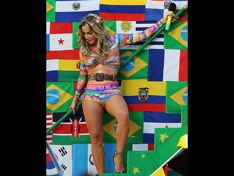 Revelado clipe da <b>música tema</b> da <b>Copa</b> do <b>Mundo</b> - Worldnews. 2014