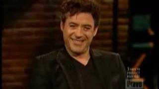 Robert Downey Jr Tap Dances