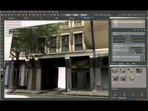 Mari 1.1 FBX Camera Workflow