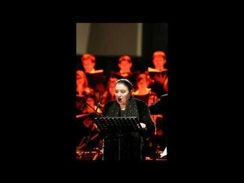 Joseph Haydn -Msza Nelsońska (śpiewa Elżbieta Towarnicka)