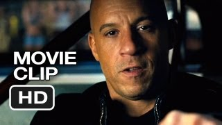 Fast & Furious 6 Movie Clip London Race (2013) Vin