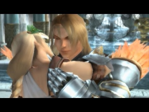 Soul Calibur III - Siegfried & Sophitia with Sophitia's No-Input Ending
