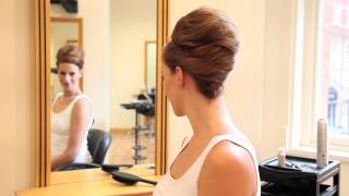 How To Create A Beehive Hairstyle : Beehive Hair Tutorial