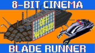 Blade Runner - 8 Bit Cinema! view on youtube.com tube online.