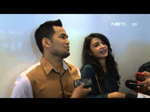 Entertainment News - Shireen Sungkar dan Teuku Wisnu berlibur ke Aceh