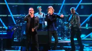 U2 & Mick Jagger – Stuck in a Moment You Can't Get Out Of (Legendado)