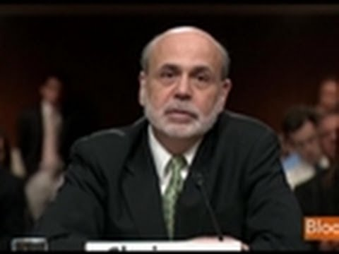 Bernanke's Own Words on U.S. Economy, Fed Policy