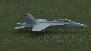 F-18F SkyeMaster EDF E-Jet Metting Blankenburg 2014