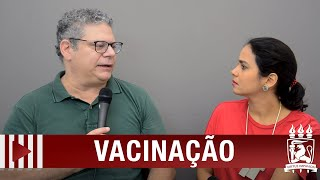 Médico do HC fala sobre sarampo e vacinação