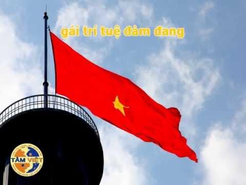 Em yêu Tổ quốc Việt Nam - NS An Thuyên