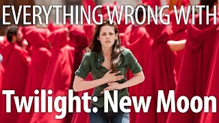 Everything Wrong With The Twilight Saga: New Moon In 12