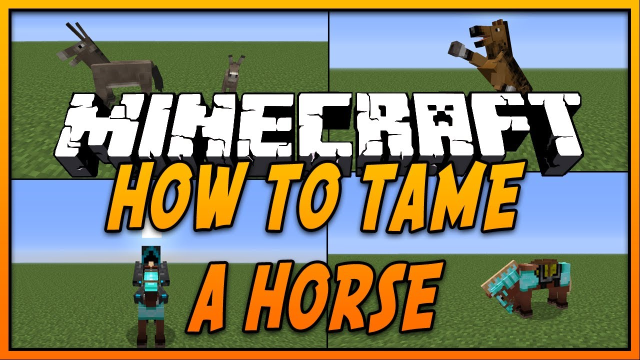 minecraft how to make a horse follow you