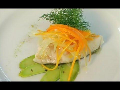 Ricette Pesce: Il Lavarello Candito_uChef_TV