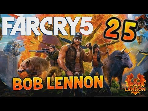 PILOTAGE EXTRÊME !!! Far Cry 5 - Ep.25 - avec Bob Lennon