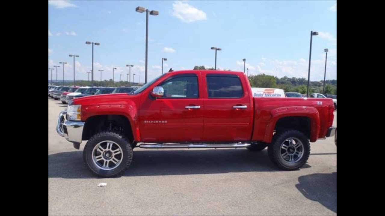 2013 Chevy Silverado 1500 LT Rocky Ridge Truck For Sale