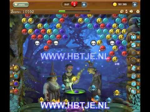 Bubble Witch Saga level 81