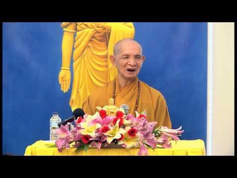 Hoa Thuong Thich Giac Hanh 2014 Australia -Tai San Khong Bao Gio Mat
