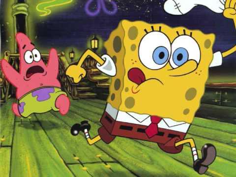 Sponge Bob Theme Remix Ghetto - SpongeBoB Square Pants...
