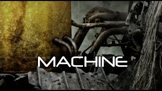 CRYOGEN - Machine (Lyric Video)