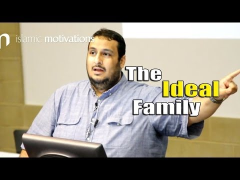 The Ideal Family - Yahya Ibrahim