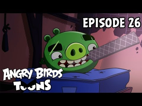 Angry Birds Toons #26- Hamshank Redemption