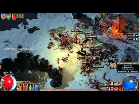 Path of exile patch 1 0 6 new uniques snakebite solaris lorica