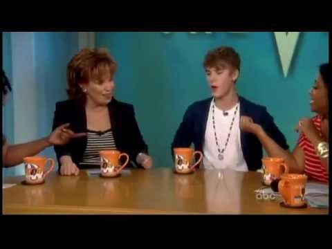 Justin Bieber - The View - June 23rd 2011